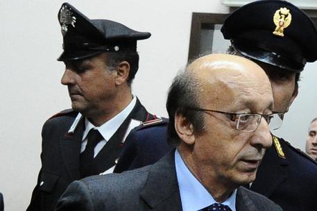 """Calciopoli, il raccontodi Moggi: """"Ho pensato anche al suicidio"""""""