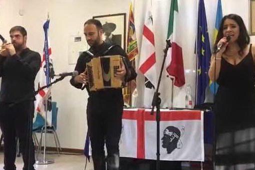 Fondazione Maria Carta, musica e sapori sardi alla conquista di Copenaghen