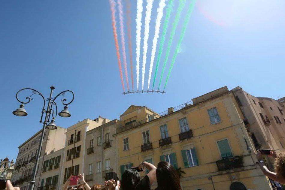 #AccaddeOggi: 1 marzo 1961, vengono istituite le Frecce tricolori