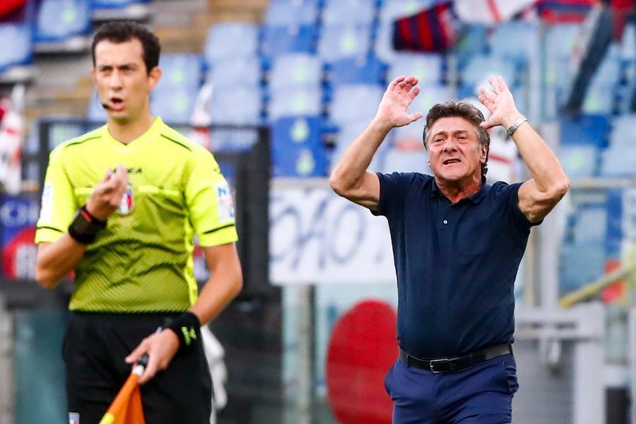 """Il Cagliari a caccia della prima vittoria. Mazzarri: """"Contro l'Empoli anima e cuore"""""""