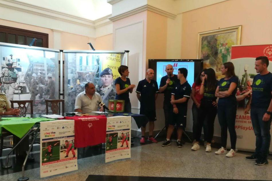 """Cagliari pronta ad ospitare i """"Play the Games"""" Special Olympics"""