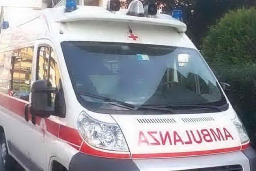 Selargius: scontro sulla 554, una donna ferita
