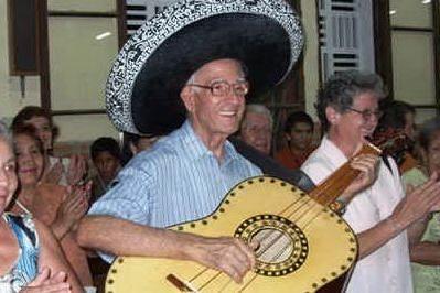 Addio al missionario buono, don Mario Pani muore a 93 anni
