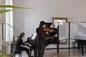 Concerto per l'intitolazione di una sala del Canepa all'ex presidente Lubiani