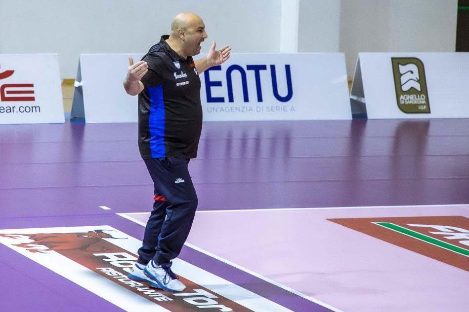 Volley A2 femminile, troppo forte la capolista: l'Hermaea Olbia si arrende alla Roma Volley 1-3