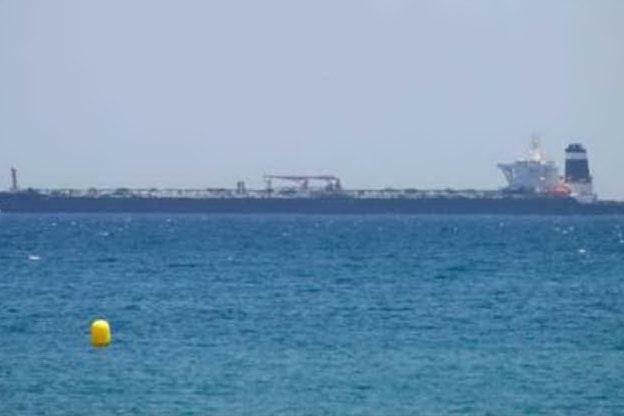 Una petroliera (Ansa)
