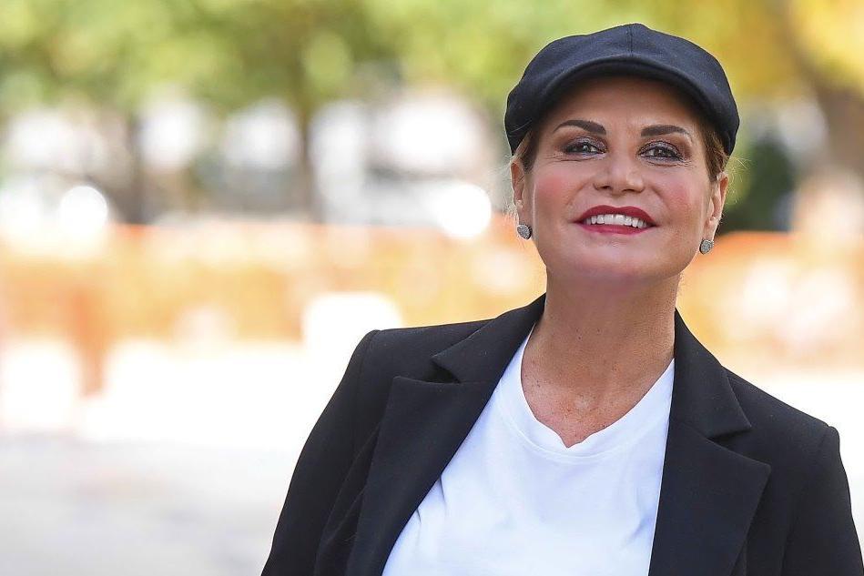 Simona Ventura positiva al Covid: non sarà all'Ariston