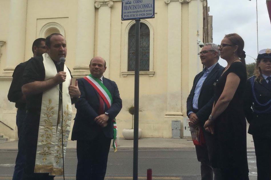 Sassari: due nuove vie intitolate a Cossiga e Berlinguer
