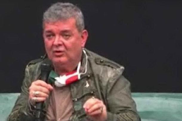 """Il vicepresidente leghista della Calabria: """"Dirò ne*ro e fr**io finché vivo"""""""