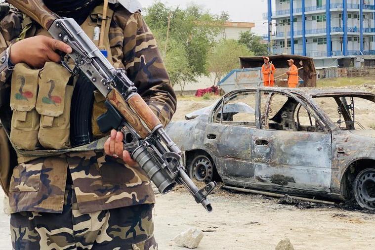 Intercettati cinque missili lanciati contro l'aeroporto di Kabul