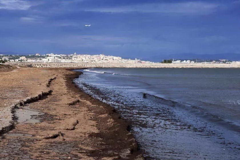 """Giorgino: """"Spiaggia libera abbandonata"""". La protesta dei bagnanti"""