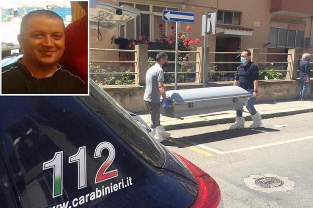 Cagliari, l'autopsia conferma: il cuoco è morto per cause naturali