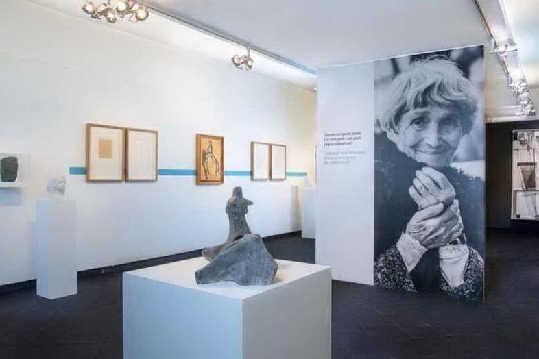 Il tribunale di Cagliari dà ragione all'erede: a rischio chiusura il museo di Maria Lai
