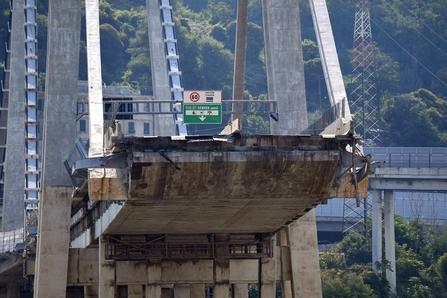 """Il ponte """"sospeso"""""""