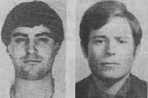 Luigi e Nicolò Coccone, due delle vittime