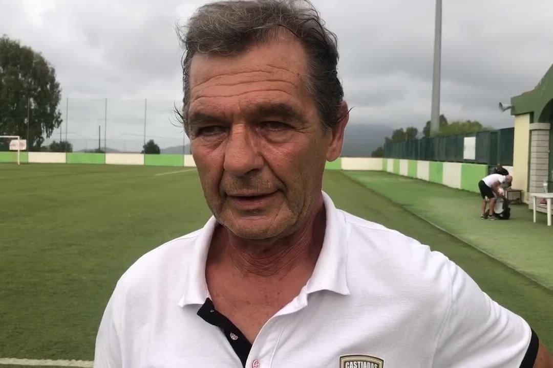 Intervista a Virgilio Perra, allenatore del Castiadas