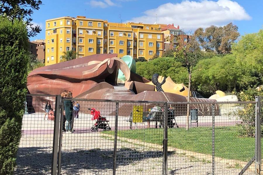 Valencia, alla scoperta del parco di Gulliver