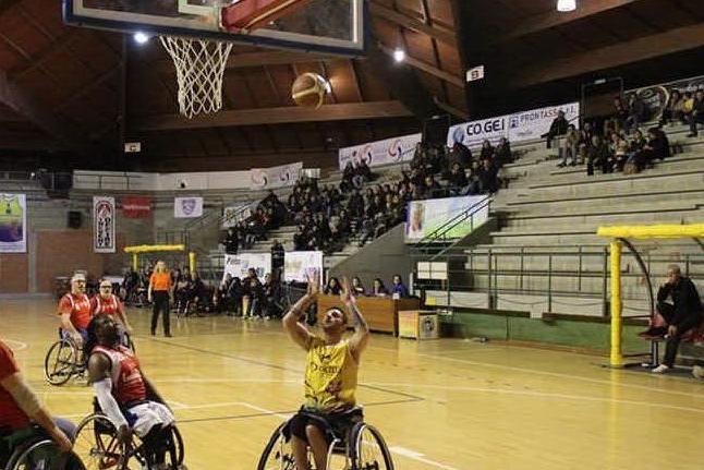 Basket in carrozzina, il mesagnese Daniele Magrì firma per la Dinamo Lab