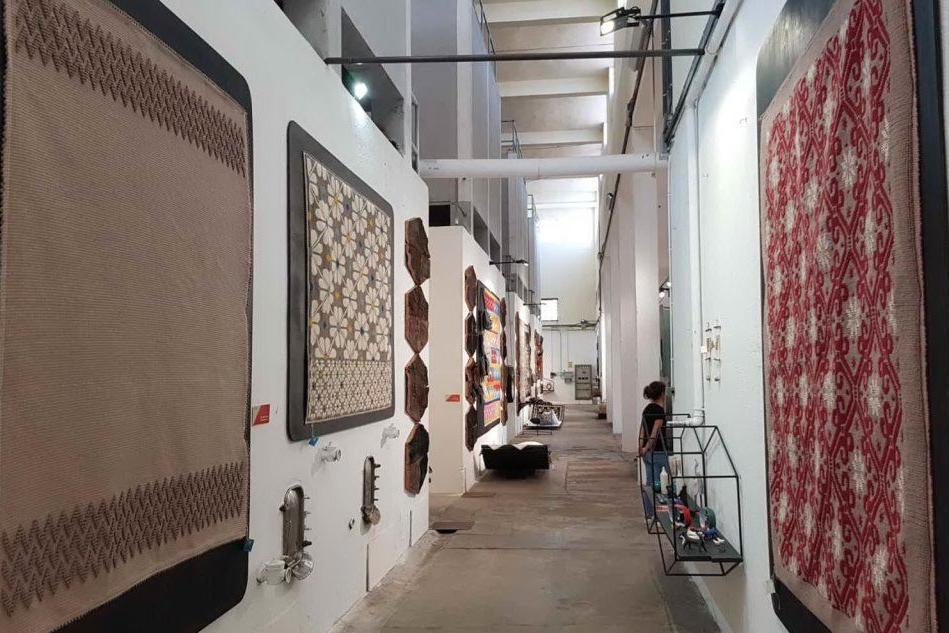 Arte e maestria sarda a Samugheo per la mostra Tessingiu