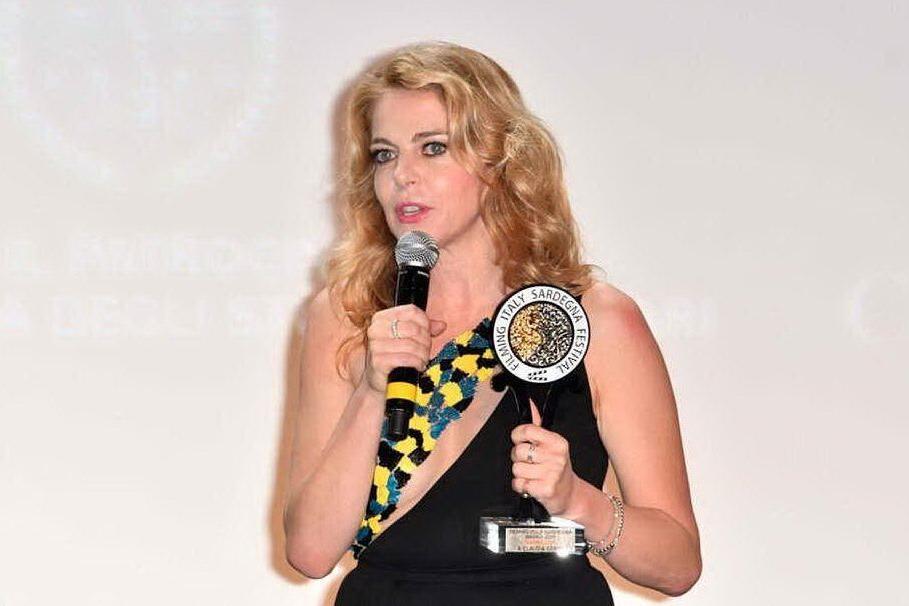 Claudia Gerini (foto Tiziana Rocca Comunicazione)