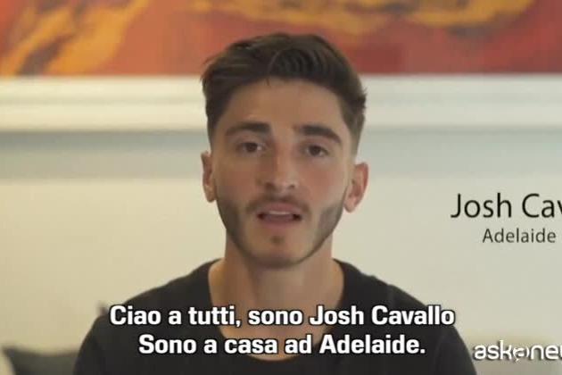 """""""Sono un calciatore e sono gay"""": il coming out di Josh Cavallo"""