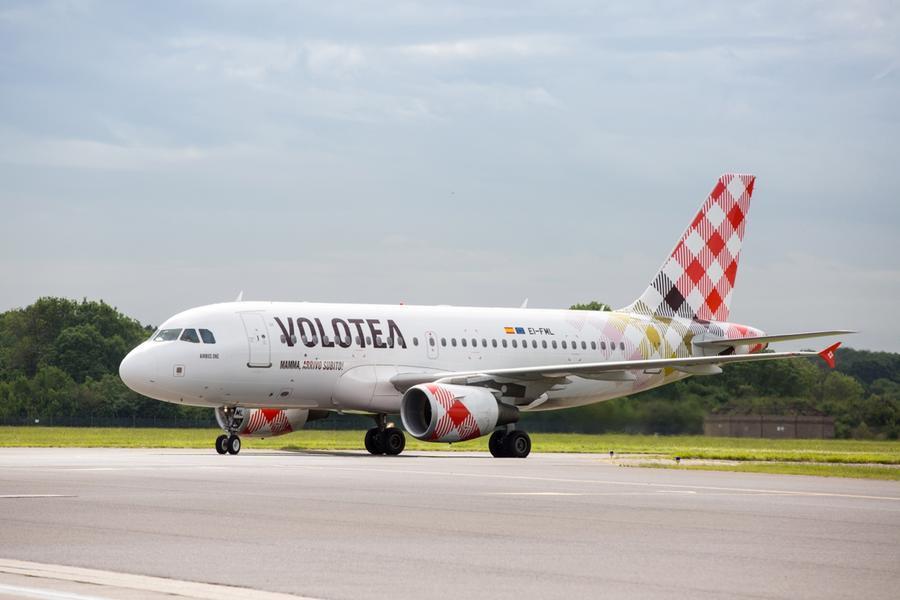 Volotea investe sul turismo in Sardegna: +83% di biglietti in vendita