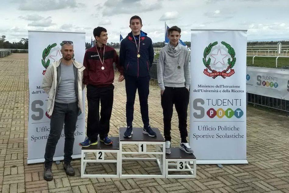 Villacidro, 250 atleti per i campionati studenteschi di corsa campestre