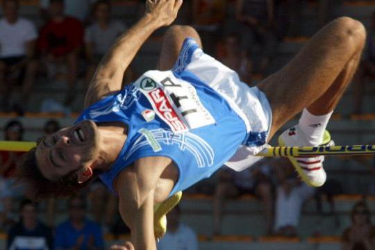 E' morto a 40 anni il saltatore azzurro Alessandro Talotti, lascia la moglie e un figlio piccolo