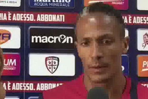 """Calcio, Bruno Alves lancia la sfida: """"Cagliari, vinciamo insieme"""""""
