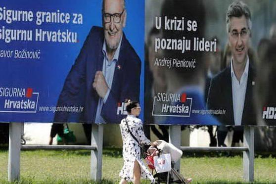 La Croazia al voto, pesa l'incognita pandemia
