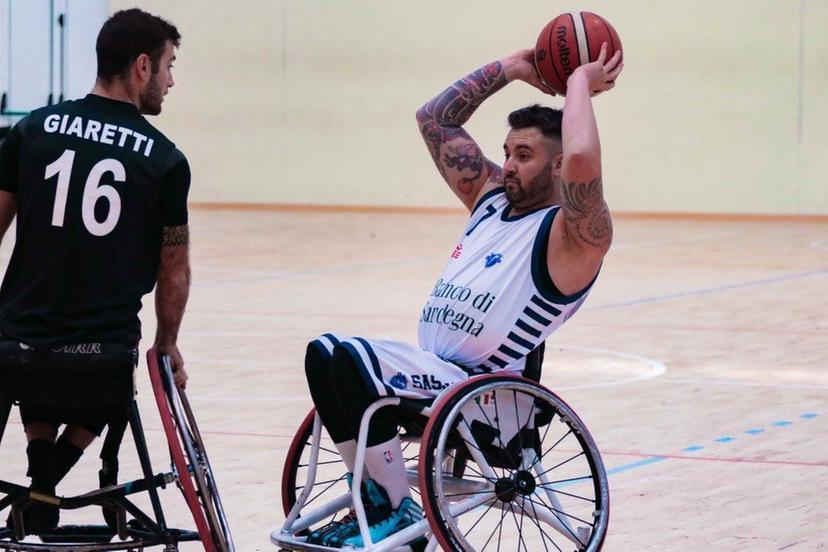 Basket in carrozzina: Dinamo Lab e Porto Torres in due gironi diversi della A1