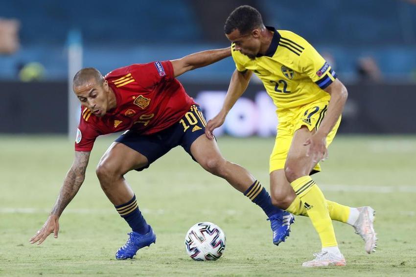 Europei: Spagna-Svezia finisce 0-0, Polonia-Slovacchia 1 a 2