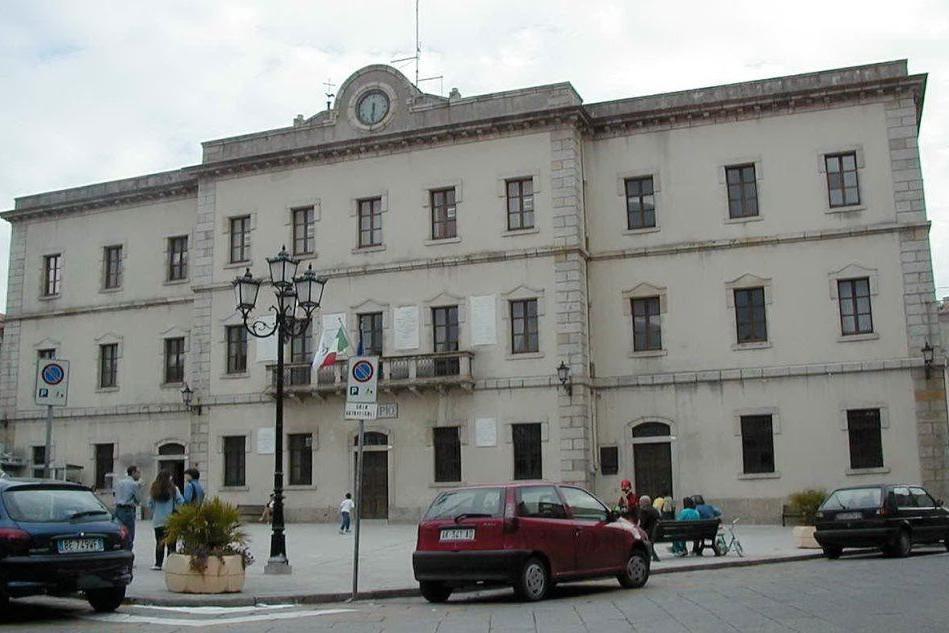 Tempio (archivio L'Unione Sarda)