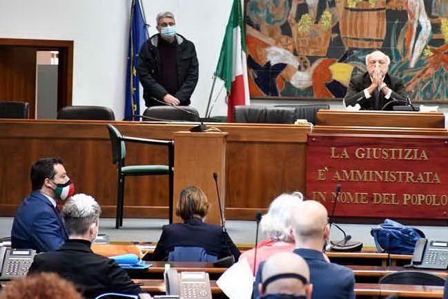 Gregoretti, chiesto il non luogo a procedere per Salvini