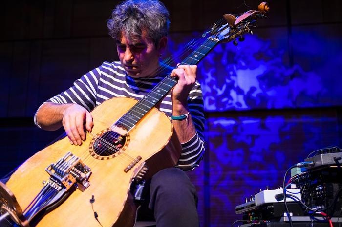 Paolo Angeli, il musicista sassarese in corsa per i Grammy Awards