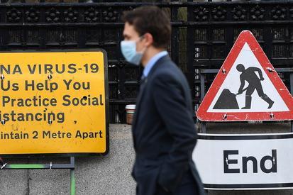 Effetto variante Delta sul Regno Unito, +90% di contagi nell'ultima settimana