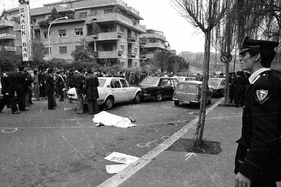 Aldo Moro, 43 anni fa il rapimento in via Fani FOTO