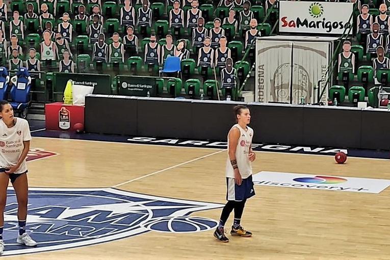 Basket femminile: la Dinamo apre la stagione col triangolare di Ragusa
