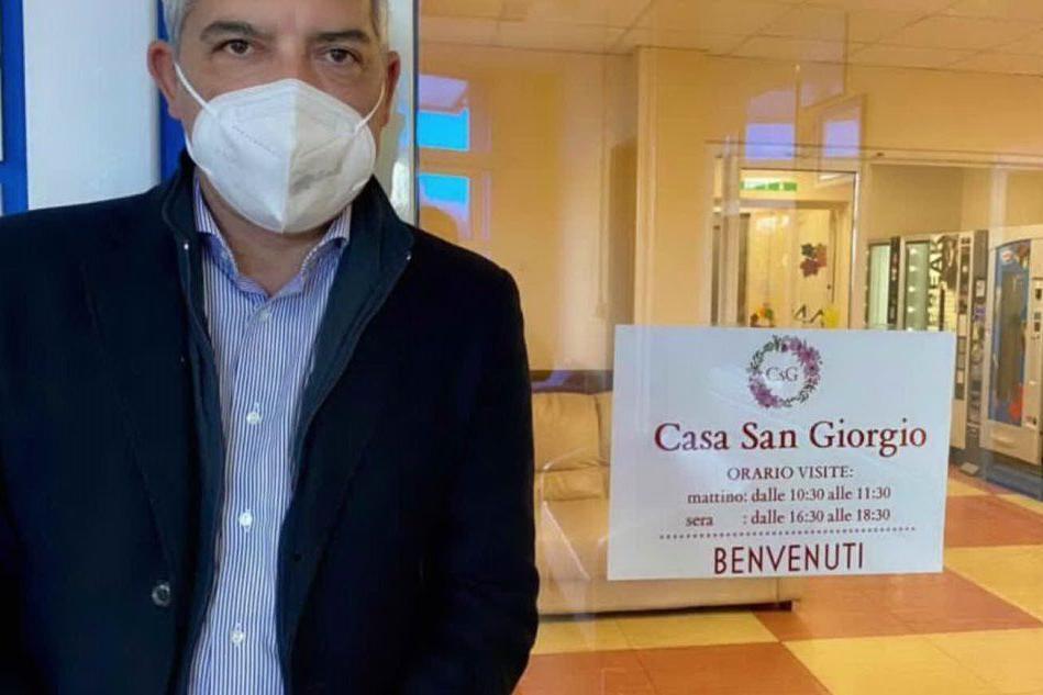 """Cagliari, casa di riposo San Giorgio: """"Abbiamo fatto il possibile per difendere i nostri anziani"""""""