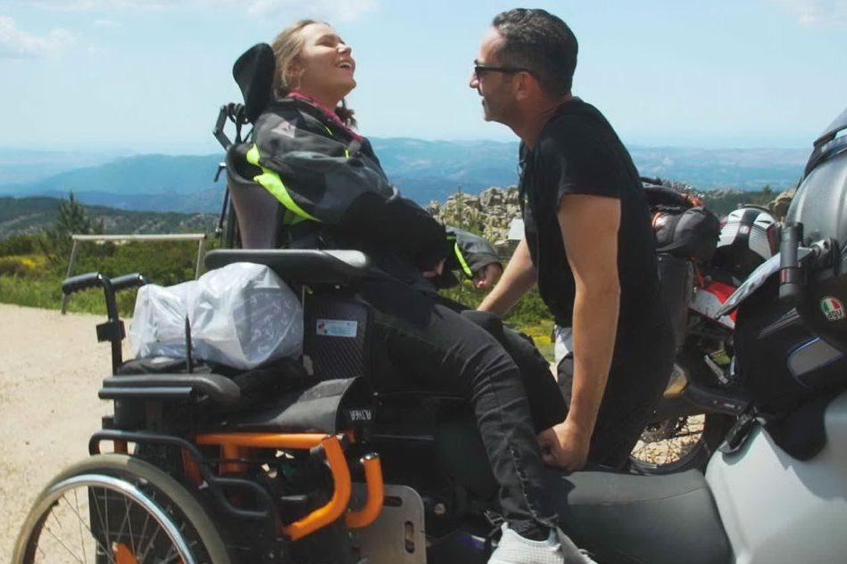 L'incredibile viaggio di Marika in Sardegna