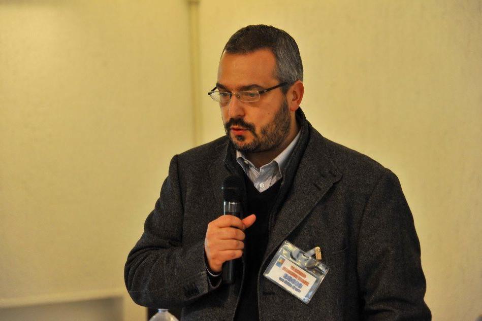Emiliano Deiana (Archivio L'Unione Sarda)