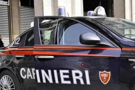 Carabinieri (foto Ansa)