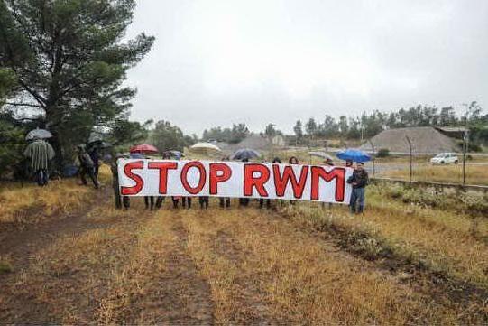 Rwm, nuovo sit-in di protesta a Cagliari