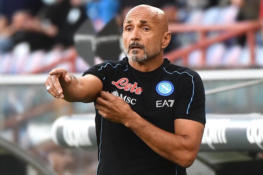 Napoli, rubata l'auto dell'allenatore Luciano Spalletti