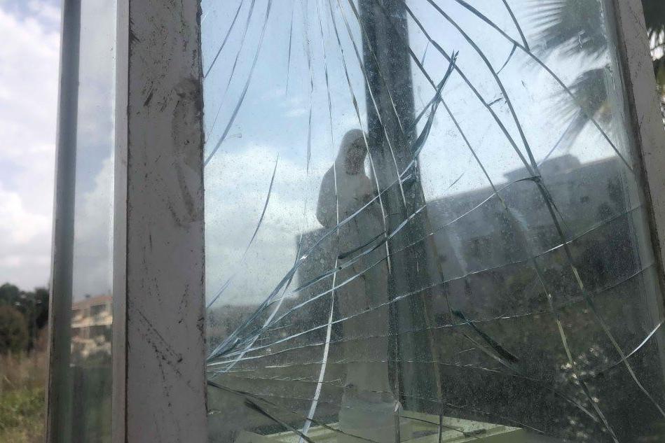 Oristano, danneggiata dai vandali la statua della Madonna