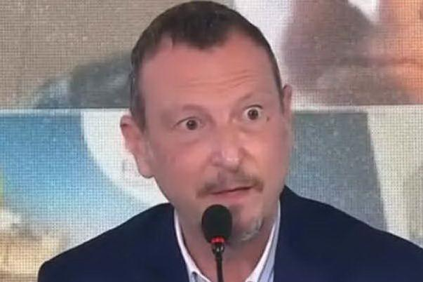"Sanremo, Amadeus annuncia: ""Non ci sarà un Ama ter"""