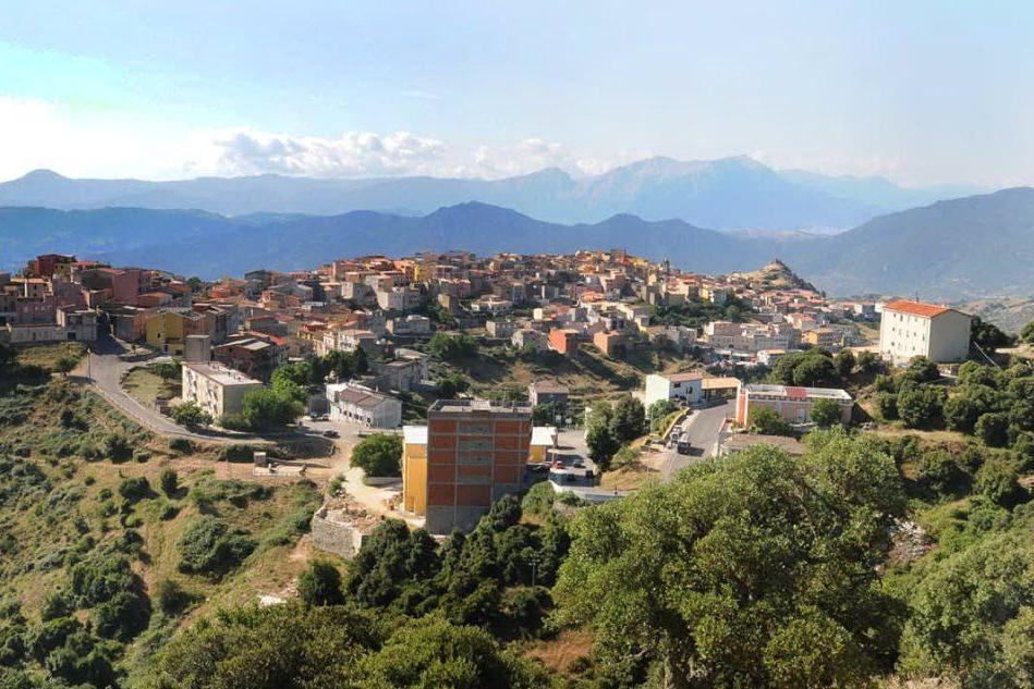 Orune (Archivio L'Unione Sarda)