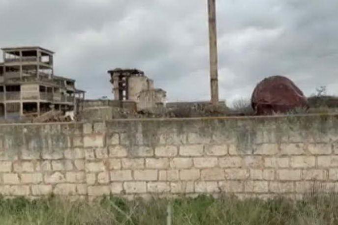 Porto Torres, acquistata dal Consorzio industriale l'area ex Cementir