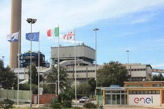 """Enel Sulcis, i sindacati: """"Sì al metano, no ai licenziamenti"""""""