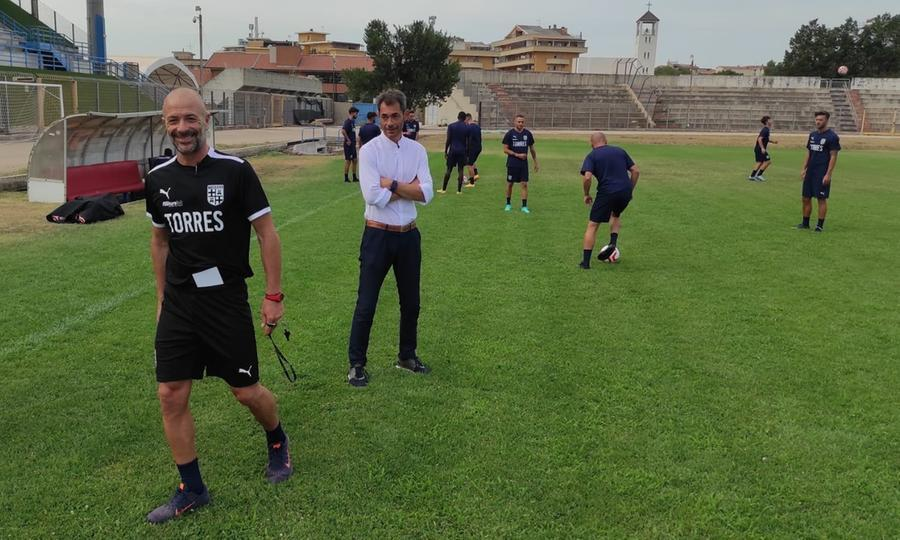 Torres, buona la prima: Taloro battuto 1-0 - L'Unione Sarda.it